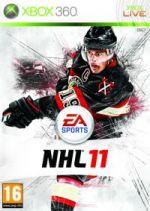 Hra pre Xbox 360 NHL 11 CZ