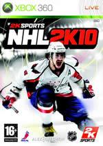 Hra pre Xbox 360 NHL 2K10