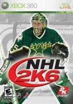 Hra pre Xbox 360 NHL 2K6