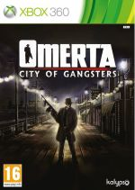 Hra pre Xbox 360 Omerta: City of Gangsters