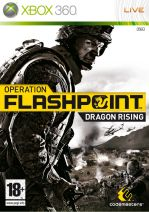 Hra pre Xbox 360 Operation Flashpoint 2: Dragon Rising