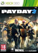 Hra pre Xbox 360 Pay Day 2