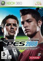 Hra pre Xbox 360 Pro Evolution Soccer 2008
