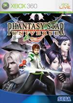 Hra pre Xbox 360 Phantasy Star Universe