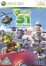 Hra pre Xbox 360 Planet 51