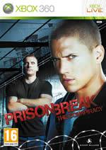 Hra pre Xbox 360 Prison Break
