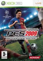Hra pre Xbox 360 Pro Evolution Soccer 2009