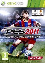 Hra pre Xbox 360 Pro Evolution Soccer 2011