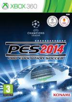 Hra pre Xbox 360 Pro Evolution Soccer 2014