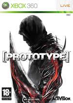 Hra pre Xbox 360 Prototype