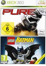 Hra pre Xbox 360 Pure + Lego Batman