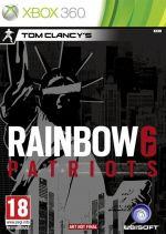 Hra pre Xbox 360 Tom Clancys Rainbow Six: Patriots