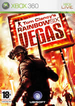 Hra pre Xbox 360 Tom Clancys Rainbow Six: Vegas