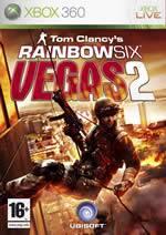 Hra pre Xbox 360 Tom Clancys Rainbow Six: Vegas 2