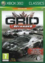 Hra pre Xbox 360 Race Driver: GRID Reloaded