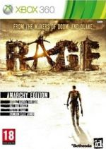 Hra pre Xbox 360 Rage (Anarchy Edition)