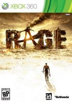 Hra pre Xbox 360 Rage