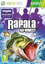 Hra pre Xbox 360 Rapala Fishing KINECT