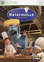 Hra pre Xbox 360 Ratatouille