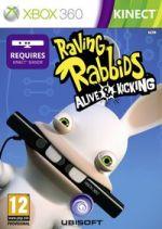 Hra pre Xbox 360 Raving Rabbids: Alive & Kicking