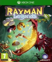 hra pre Xbox One Rayman: Legends