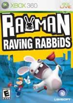 Hra pre Xbox 360 Rayman: Raving Rabbids
