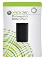 Prislušenstvo pre XBOX 360 XBOX 360 Rechargeable Battery Pack (čierna)