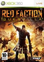 Hra pre Xbox 360 Red Faction: Guerrilla EN