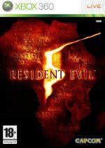 Hra pre Xbox 360 Resident Evil 5