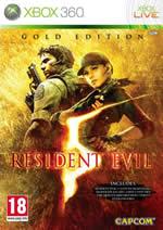 Hra pre Xbox 360 Resident Evil 5 Gold