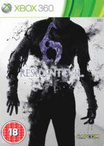 Hra pre Xbox 360 Resident Evil 6 (Steelbook Edition)