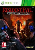 Hra pro Xbox 360 Resident Evil: Operation Raccoon City