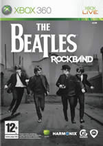 Hra pre Xbox 360 Rock Band: Beatles + 2 gitary
