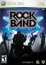 Hra pre Xbox 360 Rock Band