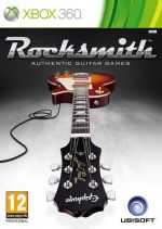 Hra pre Xbox 360 Rocksmith + prepájací kábel
