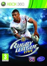 Hra pre Xbox 360 Rugby League Live