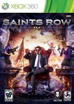 Hra pro Xbox 360 Saints Row 4