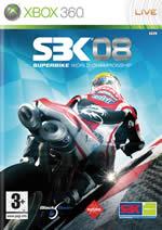 Hra pre Xbox 360 SBK-08: Superbike World Championship 08