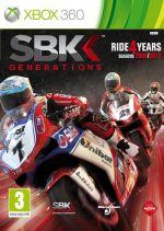 Hra pre Xbox 360 SBK Generations