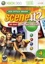 Hra pre Xbox 360 Scene it? 2: Box Office Smash