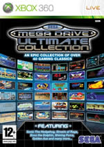 Hra pre Xbox 360 SEGA Mega Drive Ultimate Collection