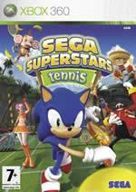 Hra pre Xbox 360 SEGA Superstar Tennis