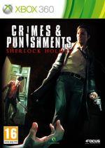 Hra pre Xbox 360 Sherlock Holmes: Crime & Punishments