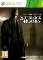 Hra pre Xbox 360 The New Adventures of Sherlock Holmes: The Testament of Sherlock Holmes