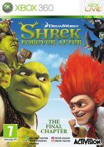 Hra pre Xbox 360 Shrek Forever After