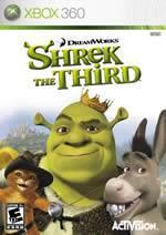 Hra pre Xbox 360 Shrek the Third