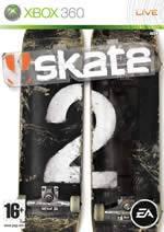 Hra pre Xbox 360 Skate 2