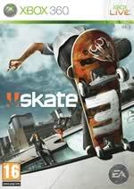 Hra pre Xbox 360 Skate 3 dupl