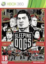 Hra pre Xbox 360 Sleeping Dogs (Limited Edition)