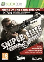 Hra pre Xbox 360 Sniper Elite V2 (Game of the Year Edition)